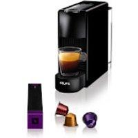 Nespresso by KRUPS XN110840 Essenza Mini Coffee Machine - Piano Black