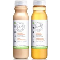 Biolage R.a.w Nourish Shampoo And Conditioner Set For Natural Dry Hair 325ml