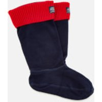 Joules Women's Hilston Fleece Welly Socks - French Navy - UK 3-4 - Navy