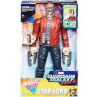 Marvel Guardians of the Galaxy Electronic Music Mix 12 Inch Star-Lord Action Figure