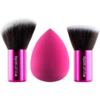 brushworks HD Complexion and Make-Up Kit