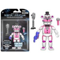 Funko Five Nights at Freddys 5 Inch Articulated Action Figure - Fun Time Freddy
