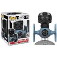 Star Wars Tie Fighter with Tie Pilot Pop! Vinyl Figure
