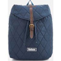 Barbour Womens Saltburn Backpack - Navy