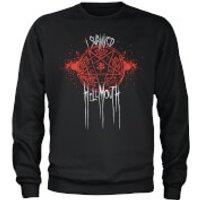 Buffy The Vampire Slayer I Survived Hellmouth Sweatshirt - XXL - Black