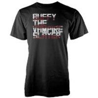 Buffy The Vampire Slayer 3 Strike T-Shirt - XXL - Black - Vampire Gifts