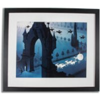 Disney Cinderella Film Gallery Framed Printed Wall Art - Film Gifts
