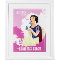 Disney Snow White Gallery Poster Framed Wall Art - Snow White Gifts