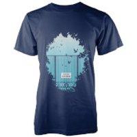 Solti Heavens Door Navy T-Shirt - S - Navy