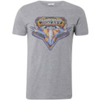 Marvel Men's Guardians of the Galaxy Vol. 2 Milano T-Shirt - Grey - M - Grey - Marvel Gifts