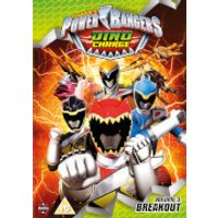 Power Rangers Dino Charge: Breakout (Volume