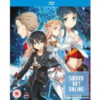 Sword Art Online Complete Season 1 Collection (Episodes 1-25)
