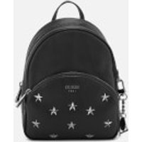 Guess Womens Bradyn Small Backpack - Black