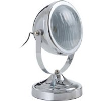 Fifty Five South Jasper Table Lamp - Chrome - Chrome Gifts