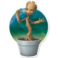Marvel Guardians of the Galaxy Plant Pot Groot Wall Art - Guardians Of The Galaxy Gifts
