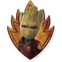 Marvel Guardians of the Galaxy Emblem of Groot Wall Art - Guardians Of The Galaxy Gifts
