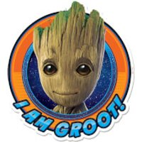 Marvel Guardians of the Galaxy I am Groot Wall Art - Guardians Of The Galaxy Gifts