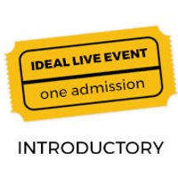 Ideal Live Event-Introductory