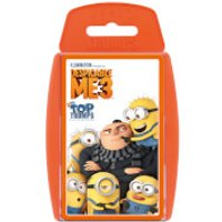 Top Trumps Card Game - Despicable Me 3 Edition