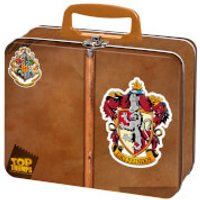 Top Trumps Collector's Tin - Harry Potter Gryffindor Tin - Gryffindor Gifts