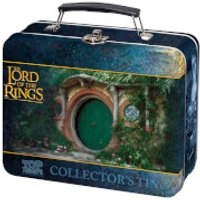 Top Trumps Collector's Tin - Lord of the Rings 60 Card Tin - Lord Of The Rings Gifts