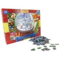 Waddingtons Christmas Puzzle (1000 Pieces)