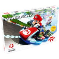 1000 Piece Jigsaw Puzzle - Mario Kart Funracer Edition - Fun Gifts