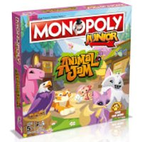 Monopoly Junior - Animal Jam Edition - Monopoly Gifts