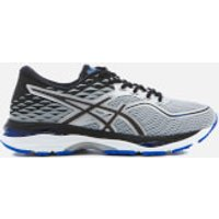 Asics Running Mens Gel Cumulus 19 Trainers - Glacier Grey/Black/Directoire Blue - UK 8.5 - Grey