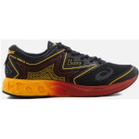 Asics Mens Gel Noosa FF Trainers - Black/Gold Fusion/Red Clay - UK 8 - Black