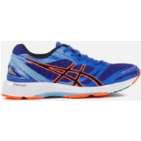 Asics Running Womens Gel DS 22 Trainers - Blue Purple/Black/Flash Coral - UK 3 - Blue