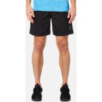 Asics Mens 7 Inch Shorts - Performance Black - L - Black