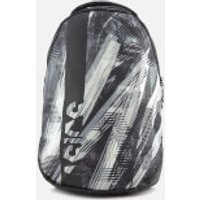 Asics Mens Training Large Backpack - Performance Black/ White