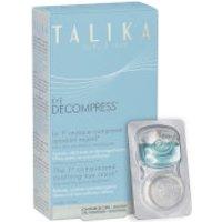Talika Eye Decompress Mask 6 x 3ml