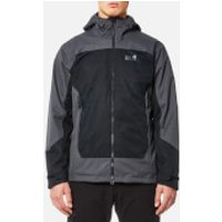 Jack Wolfskin Mens North Slope Jacket - Black - XL - Black