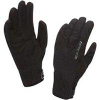 Sealskinz Womens Chester Gloves - Black - S - Black