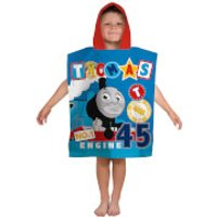 Thomas and Friends Patch Poncho Towel - Thomas And Friends Gifts