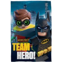 LEGO Batman Movie: Fleece Blanket - Blanket Gifts