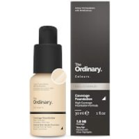 The Ordinary Coverage Foundation by The Ordinary Colours 30ml  Various Shades    1 0N