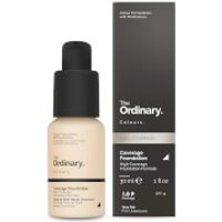 The Ordinary Coverage Foundation with SPF 15 by The Ordinary Colours 30ml (Various Shades) - 1.0P