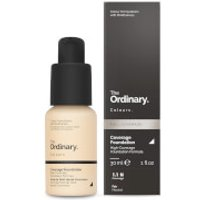 The Ordinary Coverage Foundation with SPF 15 by The Ordinary Colours 30ml (Various Shades) - 1.1N