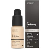 The Ordinary Coverage Foundation with SPF 15 by The Ordinary Colours 30ml (Various Shades) - 1.2P