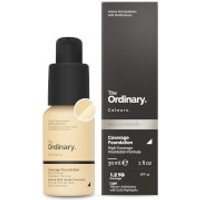 The Ordinary Coverage Foundation with SPF 15 by The Ordinary Colours 30ml (Various Shades) - 1.2YG