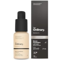 The Ordinary Serum Foundation with SPF 15 by The Ordinary Colours 30ml (Various Shades) - 1.2YG