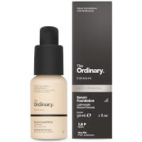 The Ordinary Serum Foundation with SPF 15 by The Ordinary Colours 30ml (Various Shades) - 1.0P