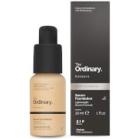 The Ordinary Serum Foundation with SPF 15 by The Ordinary Colours 30ml (Various Shades) - 2.1P