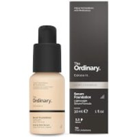 The Ordinary Serum Foundation 30ml (Various Shades) - 1.1P
