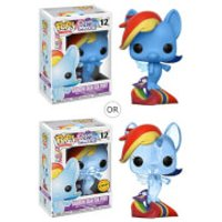 My Little Pony Movie Rainbow Dash Sea Pony Pop! Vinyl Figure - My Little Pony Gifts