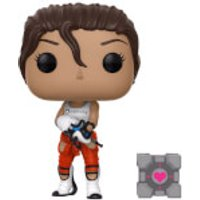 Portal Chell with Portal Gun Pop! Vinyl Figure - Gun Gifts