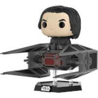 Star Wars Kylo Ren in Tie Fighter Pop! Deluxe Figure - Star Wars Gifts